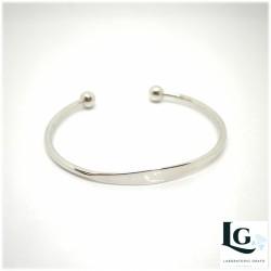 Bracciale argento modello Alain Delon