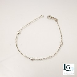 Bracciale in  e brillanti