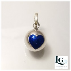 Small Ball Cuore Blu