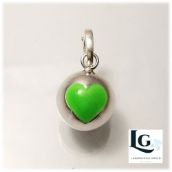 Small Ball cuore fluorescente