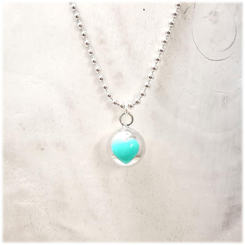 Small ball collana lunga 90 cm