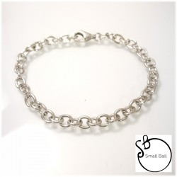 Bracciale Small Ball Ovalino