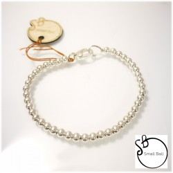 Bracciale Small Ball Palline 4 mm