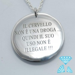 Ciondolo in argento 925