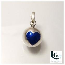 Small Ball Cuore Blu