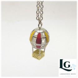 Mongolera in argento e Oro